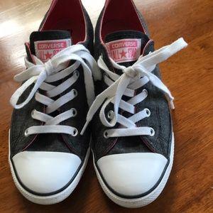 Converse Dainty Canvas Low Top Sneaker